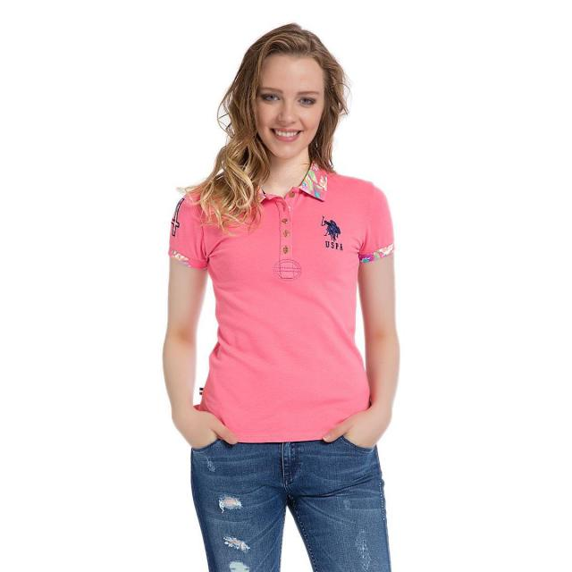 US Polo Association Men and Womens Clearance Polos for $10