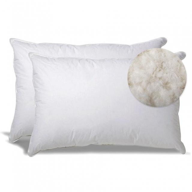 eLuxurySupply Overfilled Down Pillow for $37.99