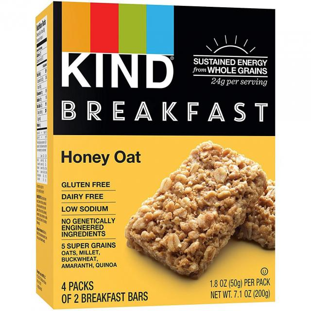 32 Kind Breakfast Bars for $13.01