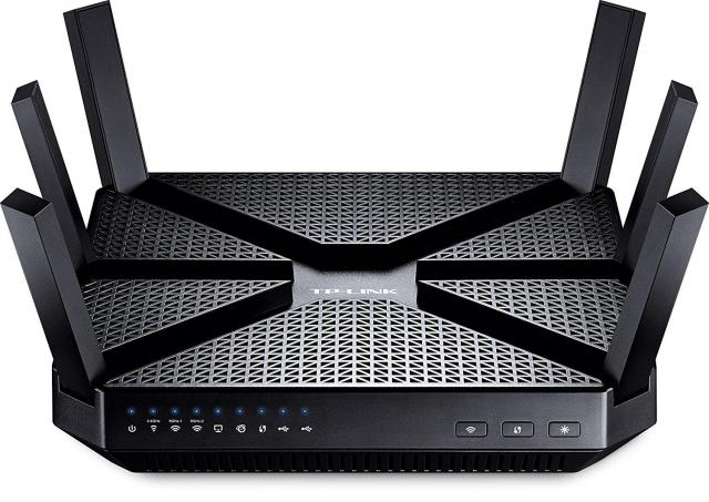 TP-Link AC3200 Wireless Tri-Band Gigabit Router for $119.99