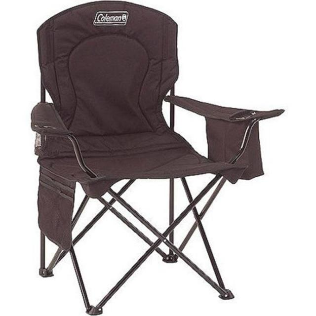 Coleman Oversized Quad Chair with Cooler for $14.43