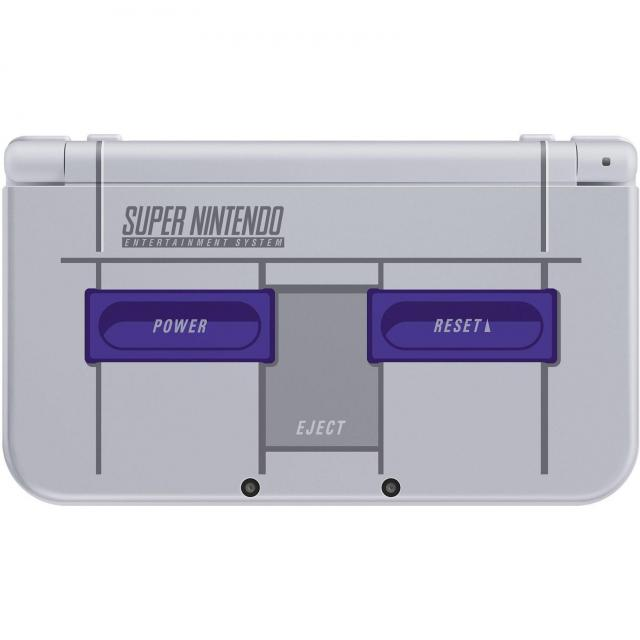 Nintendo New 3DS XL Super NES Edition for $199.99