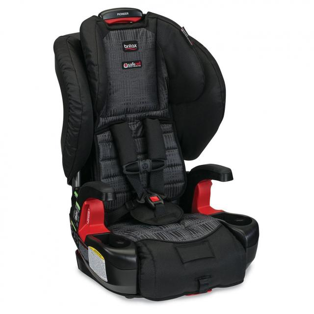 Britax Pioneer Combination Harness-2-Booster Car Seat for $139