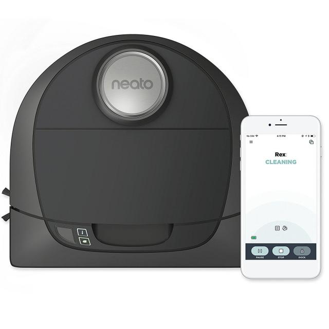 Neato Botvac D5 Connected Navigating Robot Vacuum with $50 GC for $394.99