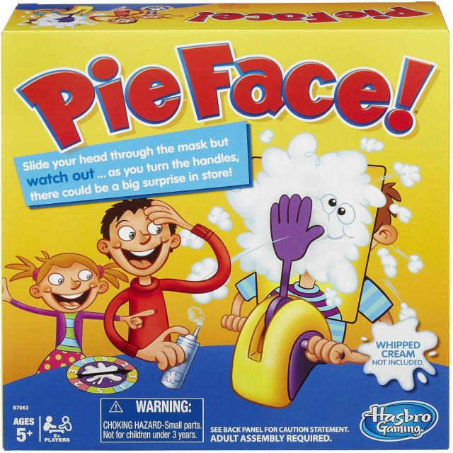 Hasbro Pie Face Game for $6.67