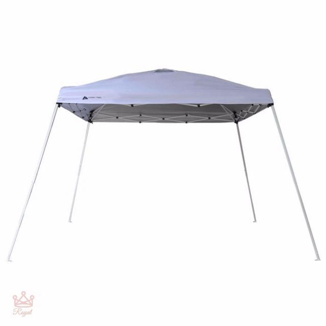 Ozark Trail 12x12 Slant Leg Canopy with Steel Tumbler for $43.20