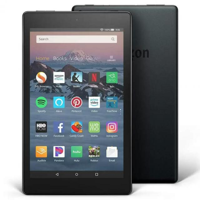 Amazon Fire HD 8 16GB WiFi Tablet for $49.99