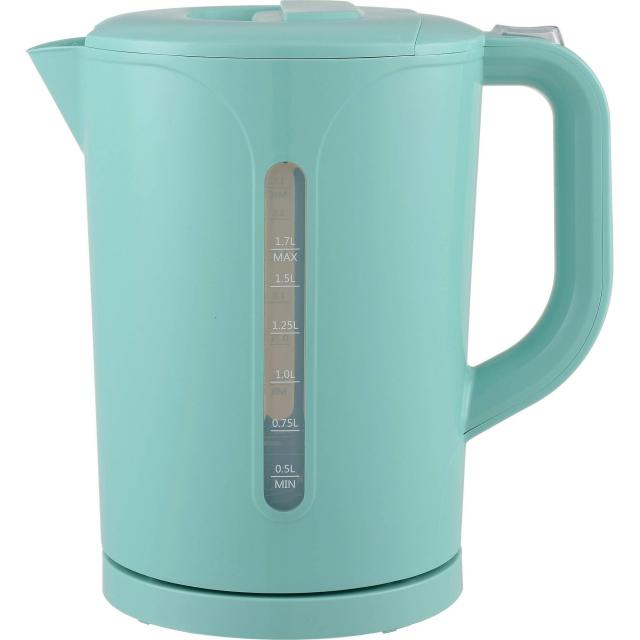 Mainstays 1.7L Plastic Kettle for $4.44