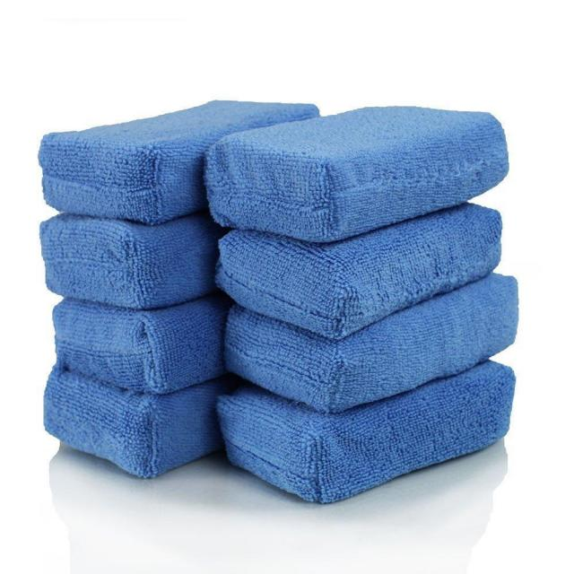 8 Chemical Guys Premium Microfiber Applicators for $4.33