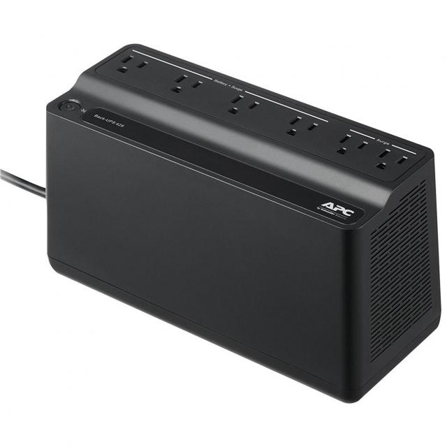 APC 425VA 6-Outlet Back-UPS Battery Backup for $34.99