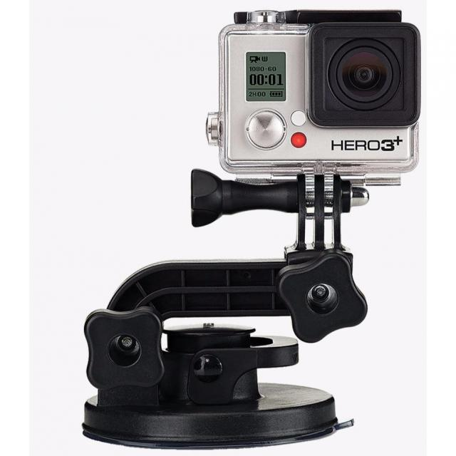 GoPro Suction Cup Mount for $14.99