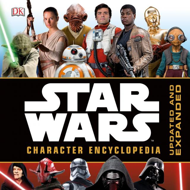 Star Wars Character Encyclopedia eBook for $2.99