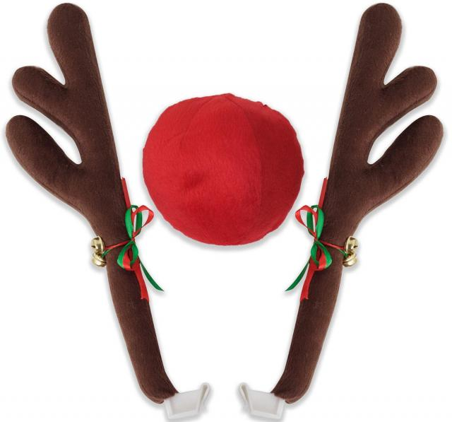 Reindeer Antlers for Cars for $9.95