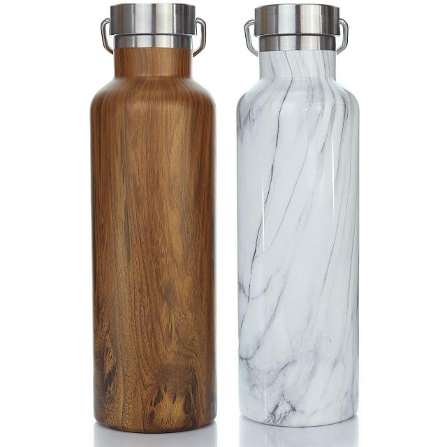 25oz Willow & Everett Insulated Stainless Steel Water Bottle for $11