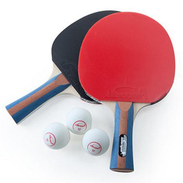 Killerspin Jetset 2 Table Tennis Paddle Set for $16.99