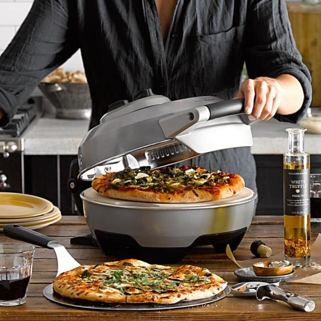 Breville Crispy Crust Pizza Maker for $99.95