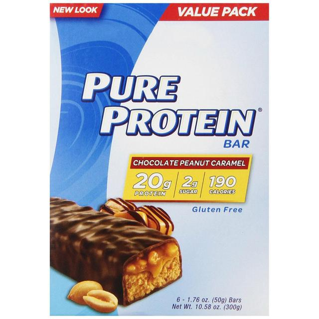 6x Pure Protein Bars for $2.90