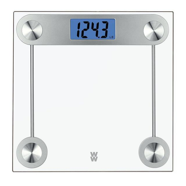 Weight Watchers Scales by Conair Digital Glass Scale for $8.95