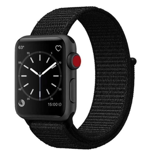 Apple Watch 42mm Nylon Replacement Band for $7.99
