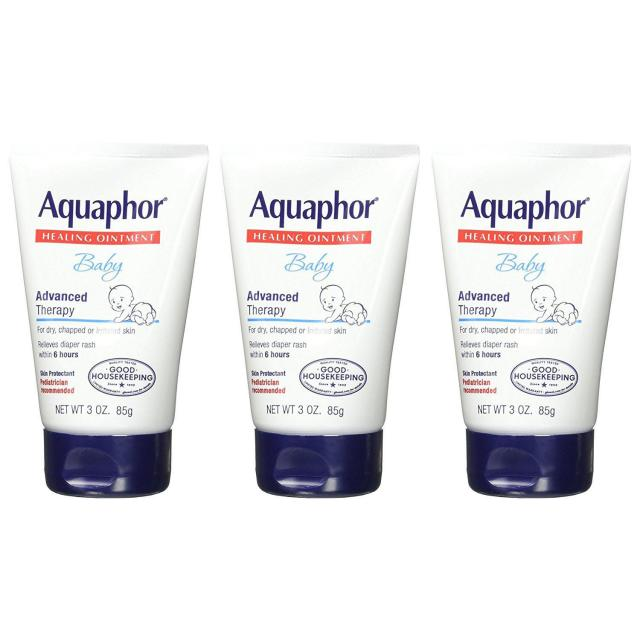 3x Aquaphor Baby Advanced Therapy Healing Ointment Tubes for $12.08
