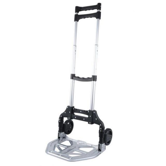 Olympia Pack-N-Roll Folding Hand Truck Cart for $16.99