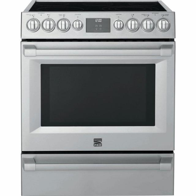 Kenmore Pro 5.1ft Self Clean Electric Range for $1614.99