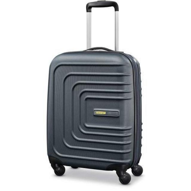 American Tourister Sunset Cruise Hardside Spinner Luggage for $44