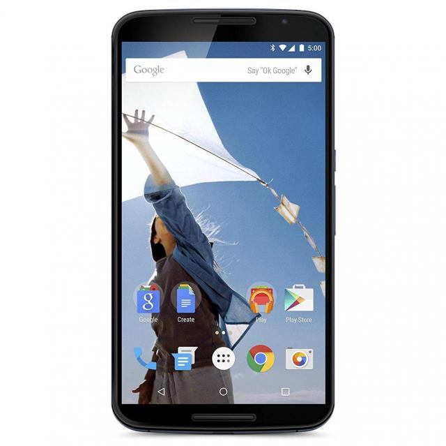 Motorola Nexus 6 32GB Unlocked Smartphone for $179.99