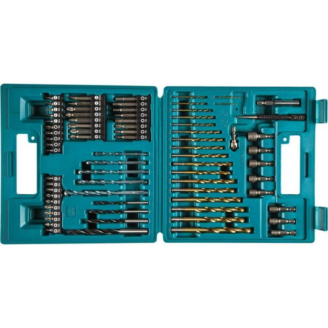 75-Piece Makita Metric Drill and Screw Bit Set for $22.99