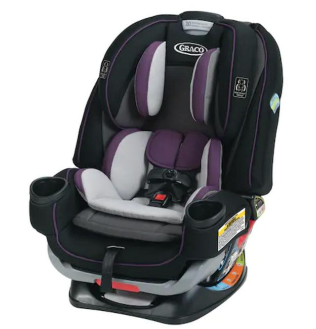 Graco 4Ever Extend2Fit Car Seat with $40 Kohls Cash for $209.99