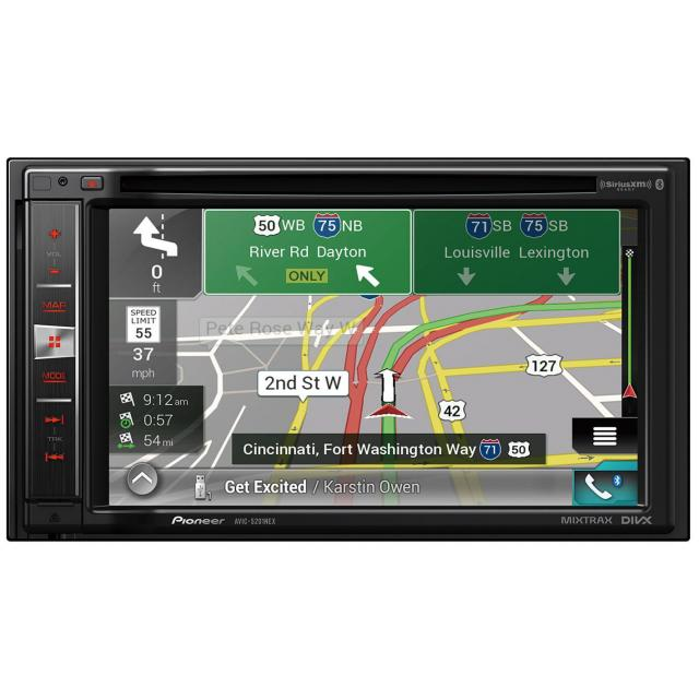 Pioneer AVIC-5201NEX Navigation DVD CD 7in Touchscreen Receiver for $349.99