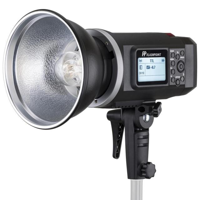 Flashpoint Xplor 600 HSS Battery Powered Monolight with Remote for $499