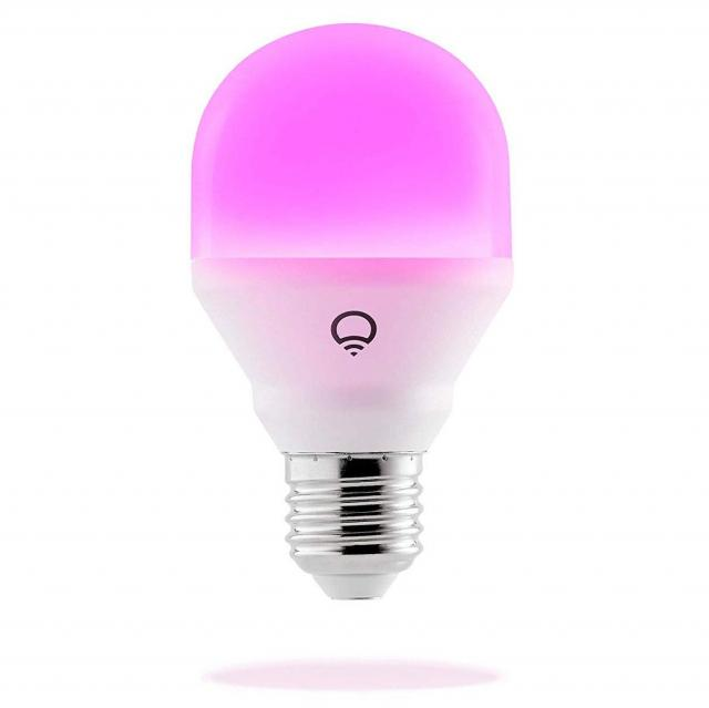 Lifx Mini Wifi Smart LED Light Bulb for $25.99