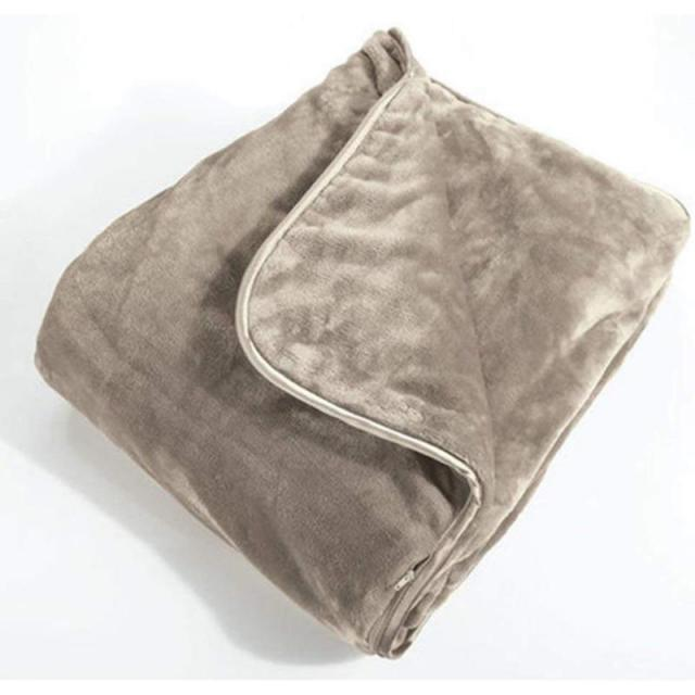 54x72 Brookstone Nap 12lb Weighted Blanket for $69.99