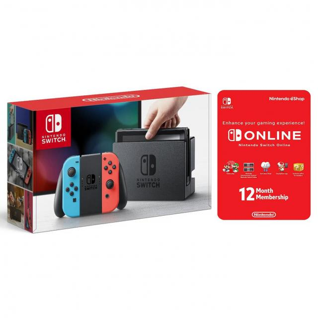 Nintendo Switch Gaming System Console for $254.96
