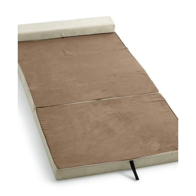 Homedics The Crash Pad Instant Folding Bed for $55.98