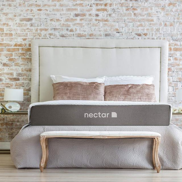 Nectar Queen Mattress with 2 Pillows for $489.30