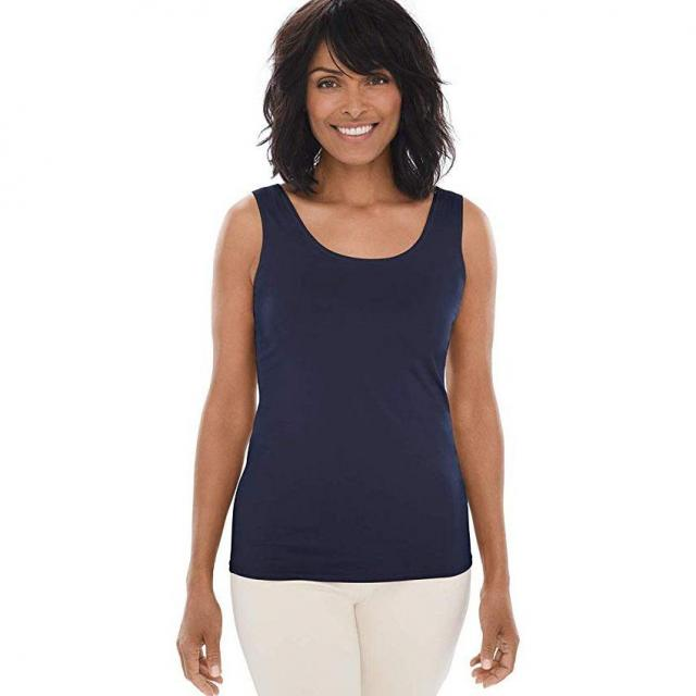 Chicos Womens Stretch Layering Tank Top for $13.99