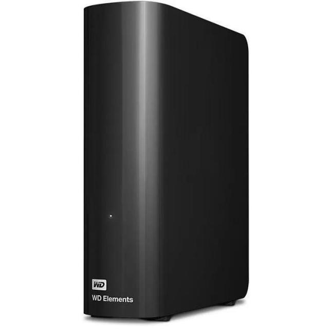 WD 10TB Elements Desktop USB 3.0 External Hard Drive for $159.99