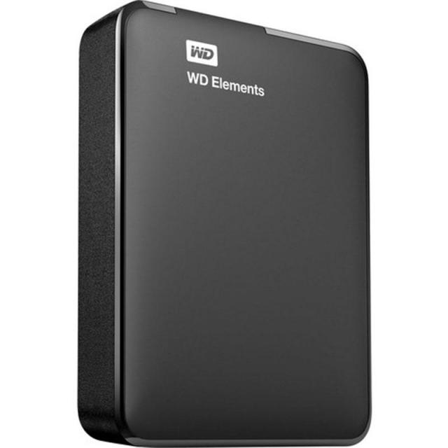 WD 3TB Elements Portable USB 3.0 External Hard Drive for $69.99