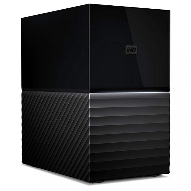WD 16TB My Book Duo Desktop RAID External Hard Drive for $169.99