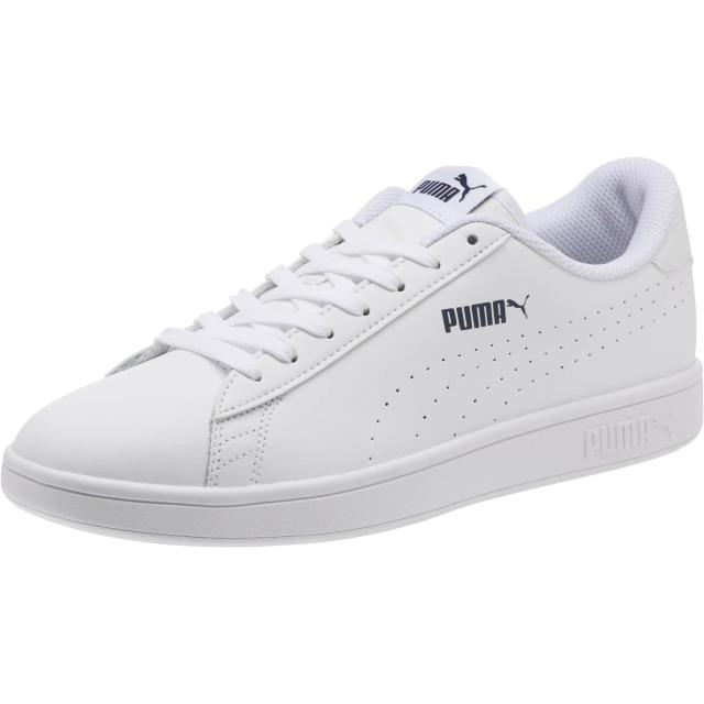 Puma Smash v2 Leather Perf Sneakers for $23.99