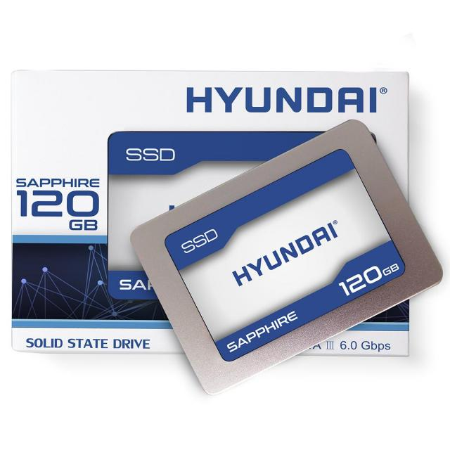 Hyundai Sapphire 120GB C2S3T SSD Solid State Drive for $16.99