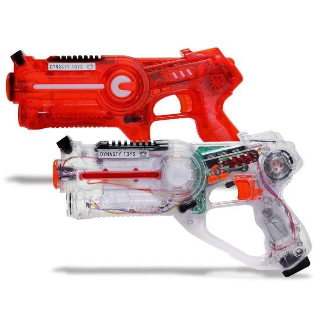 2-Pack Dynasty Toys Laser Tag Set for $9.99