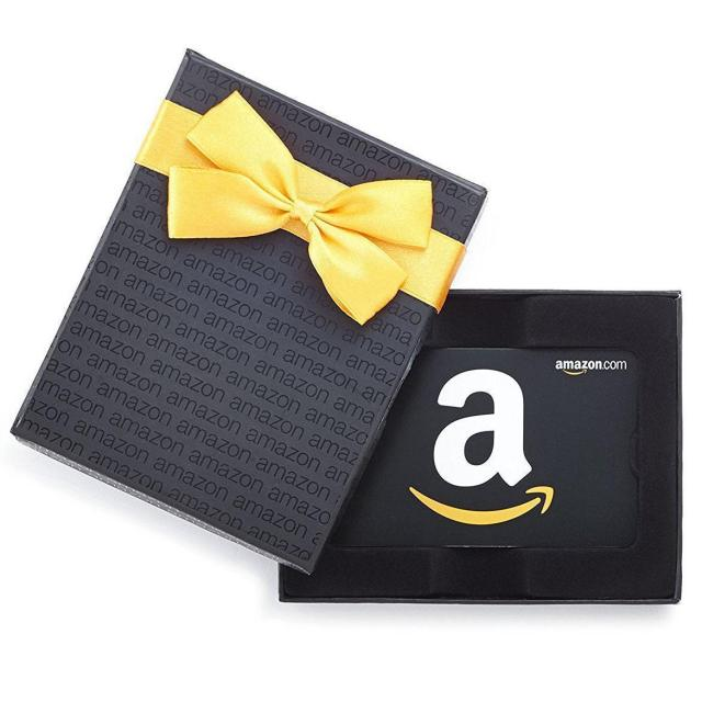 Free $5 Amazon Promo Credit When You Buy a $25 Amazon Gift Card