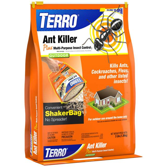3lbs Terro Outdoor Ant Killer for $4.99