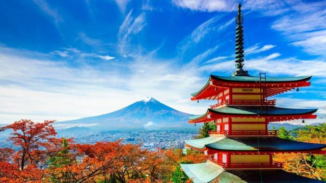 Roundtrip Flights from Philadelphia to Tokyo Japan for $552