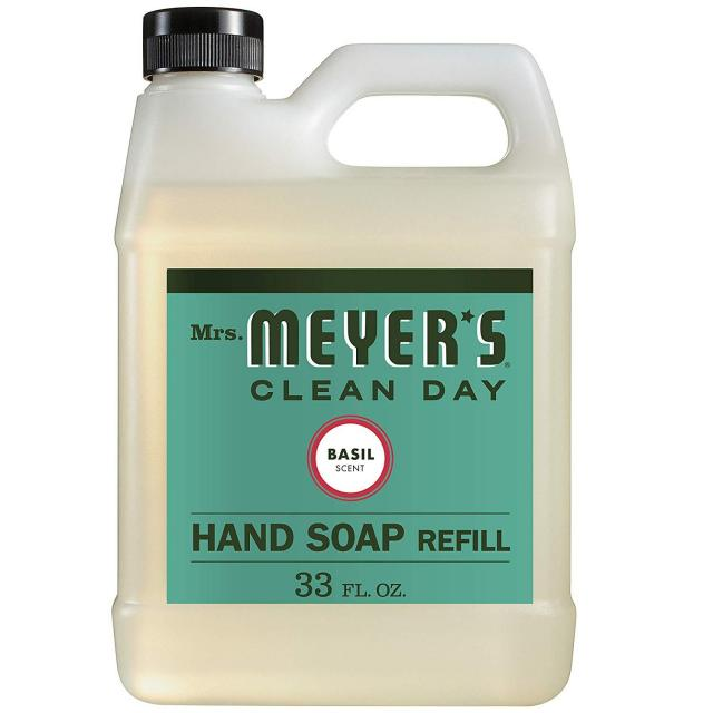 33oz Mrs Meyers Liquid Hand Soap Refill for $4.89
