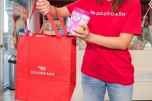 DoorDash Food Delivery 50% Off Coupon