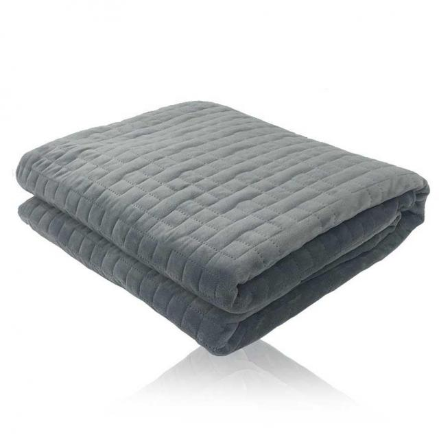 Hypnoser Weighted Blanket Cover for Inner Weighted Layer for $13.20